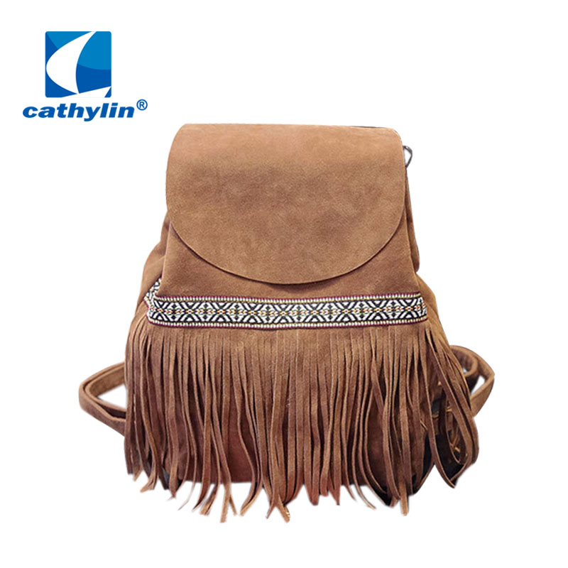 Popular Small Suede Backpack Women-Buy Cheap Small Suede Backpack ...