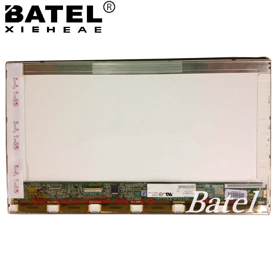 CLAA156WB11A Glare 1366*768 15.6 HD 40Pin Bottom Left Glossy glare 30