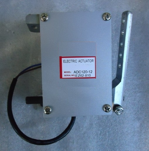 Actuator ADC120 12V Diesel generator part electric valveActuator ADC120 12V Diesel generator part electric valve