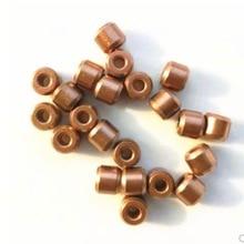 цена на 20pcs/lot Inner Diameter :3mm Outer diameter:7mm  Length: 6mm. Powder Metallurgy Oily Bearing