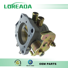 Genuine auto parts Throttle body D60 for LADA 2 0L 4062 1148100 Bore Size60mm High Performance