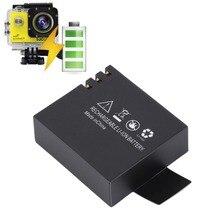 Bateria para Substituir MAH de Energia 1 PC 3.7 V 900 DA Sjcam Sj4000 Câmera de Esportes DVR