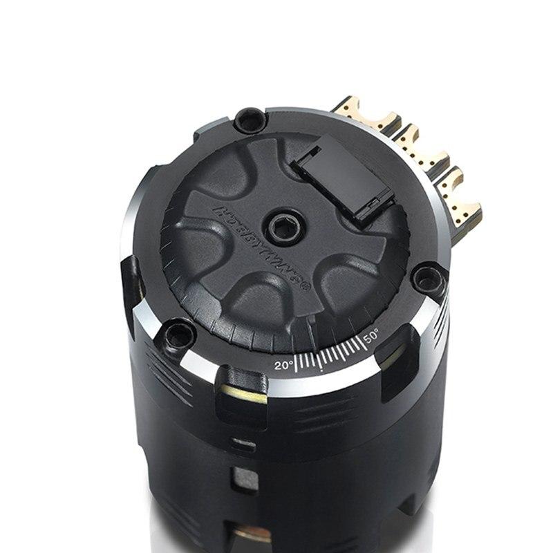 HobbyWing XeRun Bandit G2 brushless sensored 3652 inrunner 2-pole motor for 1/10 RC cars цена