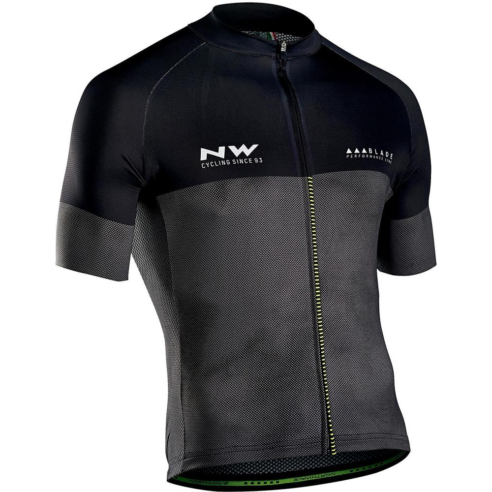 2019 Pro Team NW Camisa dos homens de Verão de Manga Curta Camisa de Ciclismo Maillot Ropa ciclismo MTB Estrada Ciclo Bicicleta Tops roupas
