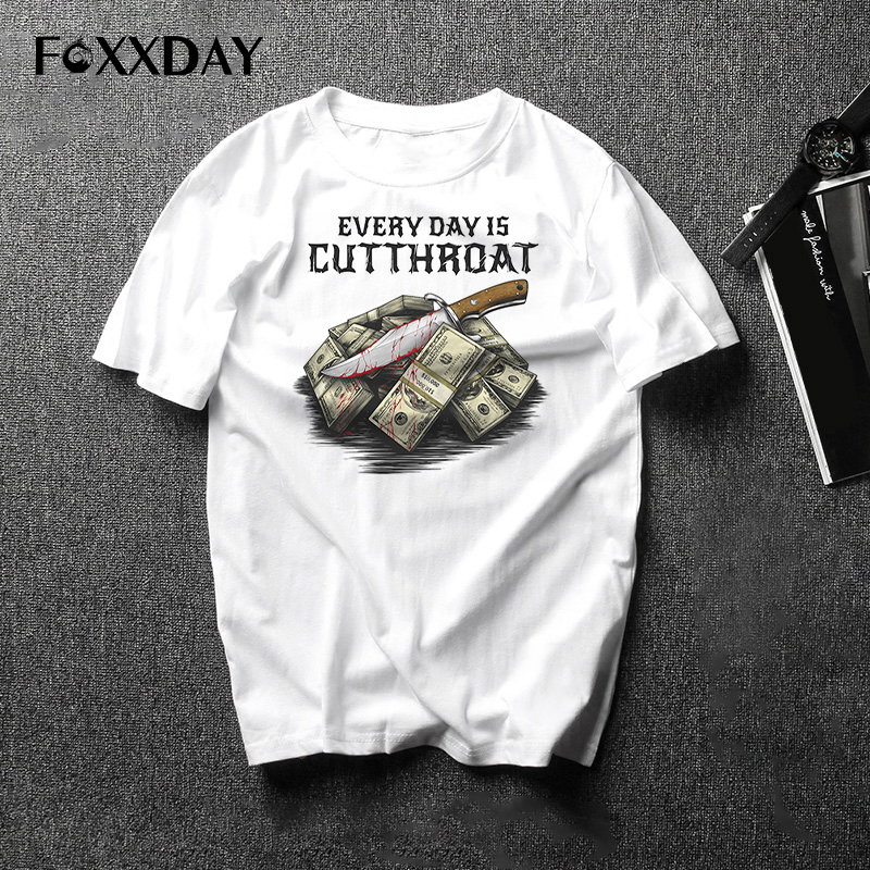 2018 New Fashion Funny t-shirt men T shirt money USD Euro printed lots of money dollars tops money tree pocket money tee shirt