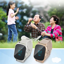 Wireless Bluetooth Smart Watch SOS GPS WIFI LBS Tracker GW700 Smartwatch Support GSM Card Phone Watch for IOS Android