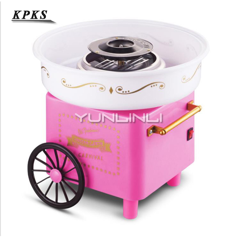 Household Cotton Candy Machine Full-automatic Candy Floss Machine Home Mini Cotton Candy Maker OF-01Household Cotton Candy Machine Full-automatic Candy Floss Machine Home Mini Cotton Candy Maker OF-01