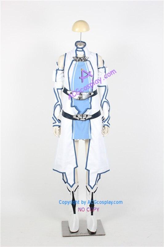 Sword Art Online Asuna Yuuki Cosplay Costume ACGcosplay game costume anime costume