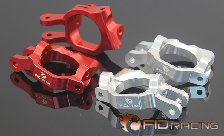 FID Racing/ FID Castor Blocks Hub for LOSI Desert buggy XL/LOSI DBXL parts rear hub carriers inclue extenders for losi dbxl