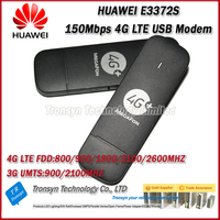 Wholesale Original Unlock HUAWEI E3372 150Mbps 4G LTE USB Modem With Dual Antenna Port Support All