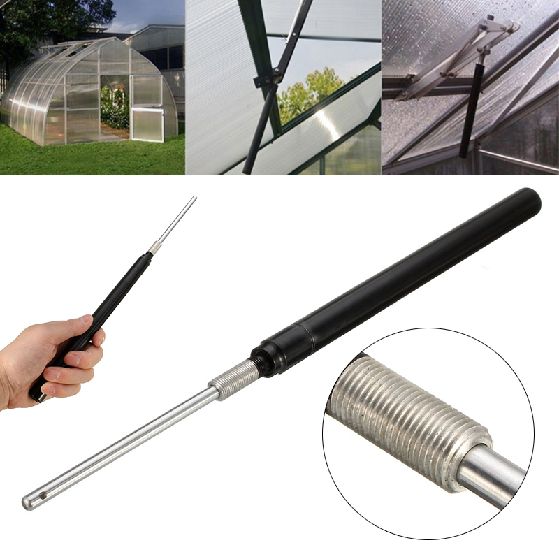 Greenhouse Window Opener Solar Heat Sensitive Window Opener ventilation Green HouseWindow Opener Mayitr