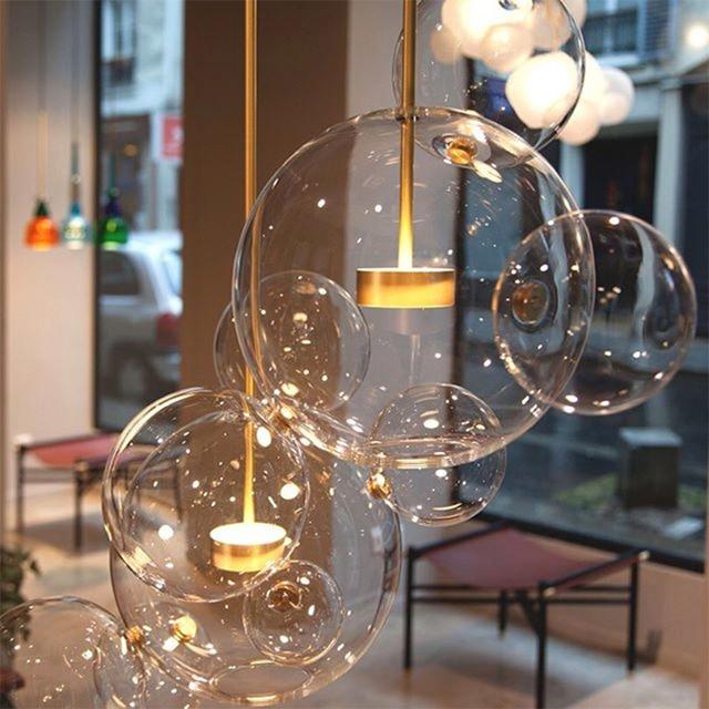 Fantástico Iluminación Colgante Cocina Fresca Bosquejo - Ideas de ...
