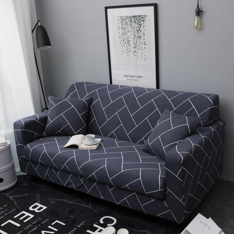 Universal size Sofa Couch Cover Tight Wrap All inclusive