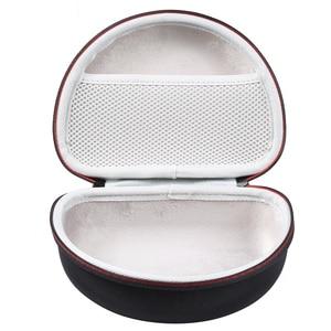 Image 2 - Newest EVA Hard Case for Over Ear Beats Studio/Pro & Beats Solo 2/Solo 3 Headphone and Cover for Sennheiser Momentum Headphone