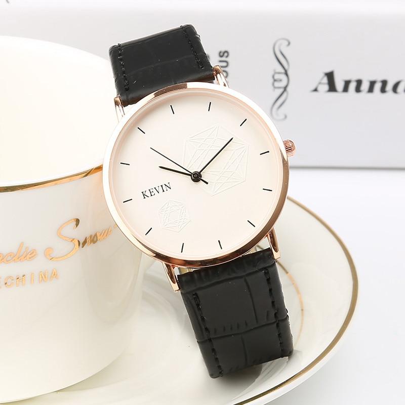 2017 мужские часы женские новые роскошные брендовые Ультра тонкие кожаные часы с циферблатом мужские повседневные спортивные часы мужские н...