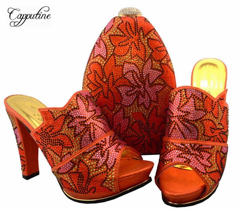Высокий класс Orange итальянский дизайн обувь и сумки костюм для мальчиков, футболка + штаны приятно соответствия для вечернее платье BCH-32 Высо...