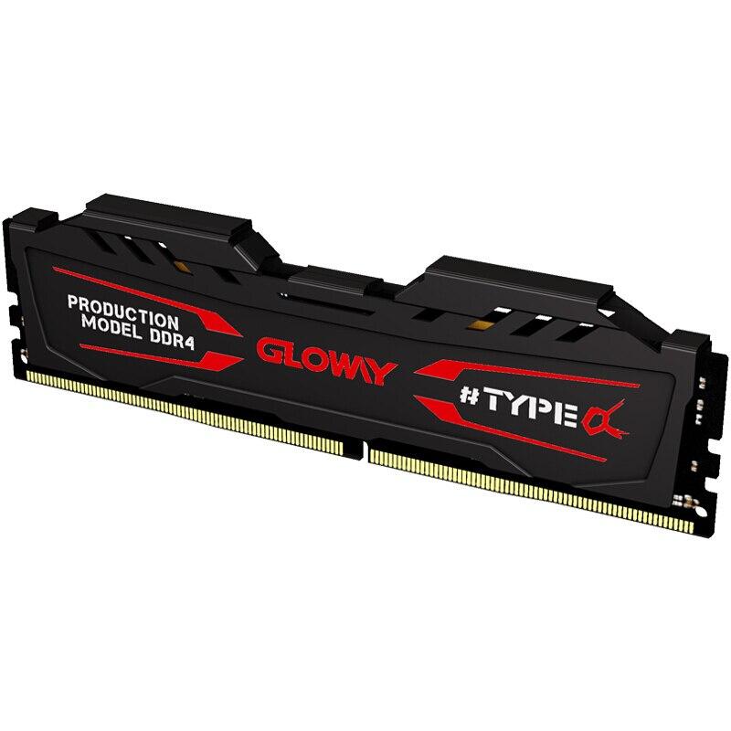 Gloway ram ddr4 8GB mémoire 3000MHz 1.35V bureau dimm haute performance prix usine