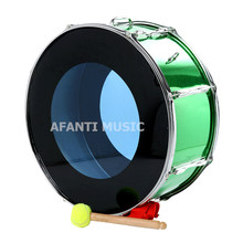 22 inch / Green Afanti Music Bass Drum (BAS-1386)