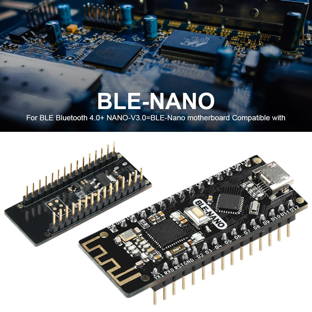 Rondaful For BLE Bluetooth 4.0 Compatible With For BLE-NANO For Arduino NANO-V3.0