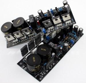 Image 5 - A2 FET tam simetri güç amplifikatörü kurulu (1 çift bitmiş panoları) kullanarak orijinal TT1943/TT5200