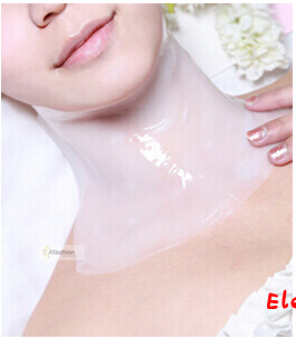 1pcs Women Whitening Anti-Aging Neck Mask Beauty Health Whey Protein Moisturzing Personal Skin Care To A Peeling Free Shipping