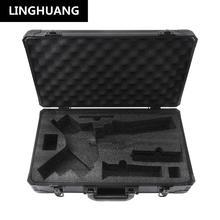 2018 DJI Ronin-S Storage Aluminum Case Handheld Stabilizer Suitcase Equipment Protection Box Accessories Portable Waterproof Box недорого