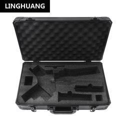 2018 DJI Ronin-S Storage Aluminum Case Handheld Stabilizer Suitcase Equipment Protection Box Accessories Portable Waterproof Box