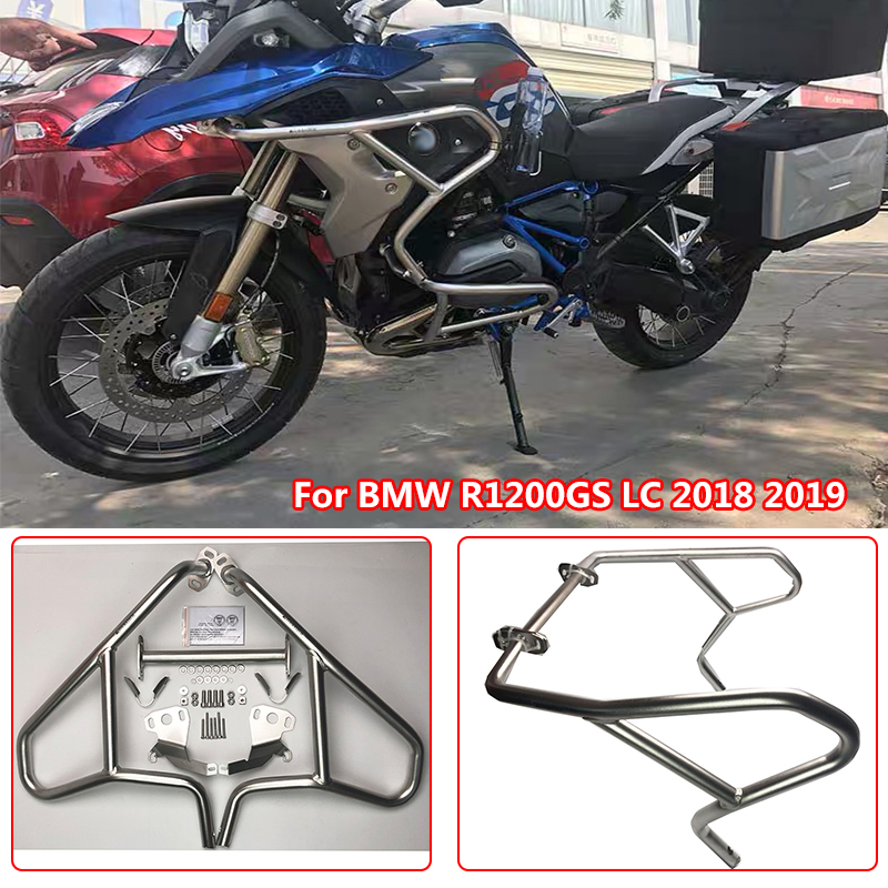 MagiDeal Highway Pegs for BMW R1200GS LC Pipes Triumph Tiger Explorer