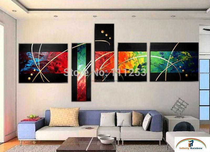 2016 home decor quadros de parede gorgeous color splash for Color splash wall art