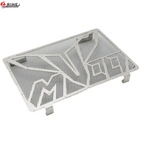 Motorcycle Accessories Aluminum Radiator Grille Cover For Yamaha MT 09 FZ 09 Fz09 MT09 Mt 09