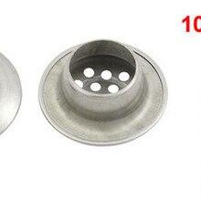 10 шт. оборудование для дома 19 мм Нижняя Диаметр круглая сетка вентиляционные решетки воздуха