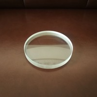 D135*15mm China Borofloat 33 Focus Plano Concave Lens led Optical Glass co2 laser in Camera Telescope Objective Lenses