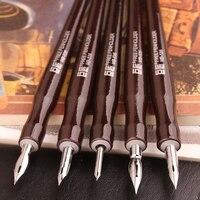 Japen GREAT MASTER Dip Pen Fountain Pen Professional Comics Tools Comics Dip Pen 5 Shaft 5