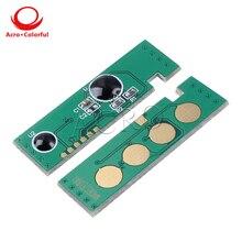 Чип CLT-K406S лазерный принтер Запасные части для samsung CLP 360 362 363 364 365 365 Вт 367 Вт 368 цветной картридж сброс тонера