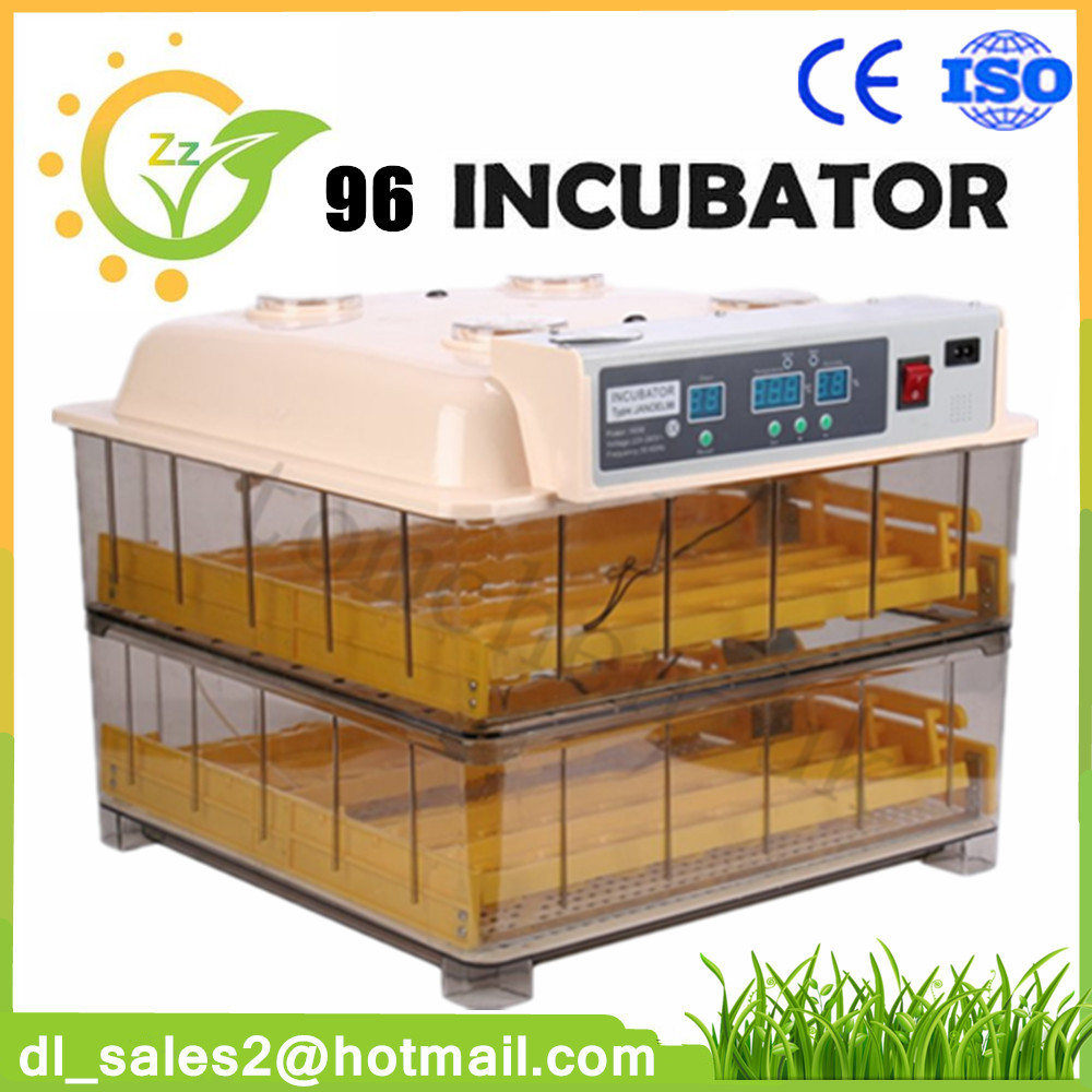 Brand New Digital Fully Automatic 96 Eggs Incubator Eggs Turner for Chicken, Hens, Ducks, etc AU FREE & FAST SHIPPING CANDLER