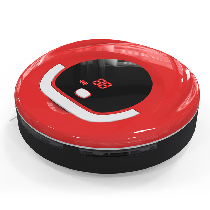 Intelligent Sweeping Robot Vacuum Cleaner Home Wet and Dry Automatic Vacuum Cleaner Ultra-thin Mute Sweeping Machine Low Noise vbot sweeping robot cleaner home fully automatic vacuum cleaner special offer clean robot mopping machine