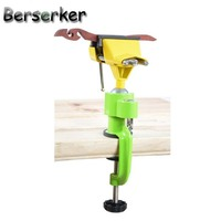 Berserker 360 Degrees Multifunction Electric Dremel Holder Universal Vise Grinder Parts Drill Clamp Tools BG 6267 Free Shipping