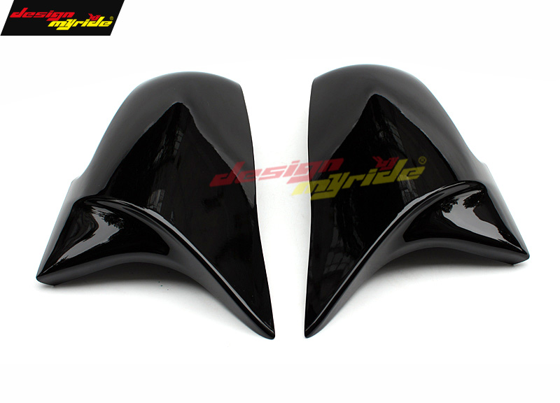For BMW F20 Rear View Mirror Covers Decoratio ABS Golss Black F20 118i 120i 125i 128i 135i 135is Rear View Mirror Covers 2012 in in Mirror Covers from Automobiles Motorcycles