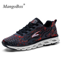 New Luxury Shoes For Men Running Super Cool Changing Night Light Sports Shoes Mens Jogging Shoe