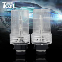 Tcart 2 pcs/paire bateau libre Auto Voiture Nouveau 12 V D2S Xénon HID Ampoule 35 W 4300 K 6000 K HID Lampe Au Xénon D2S Xénon ampoule