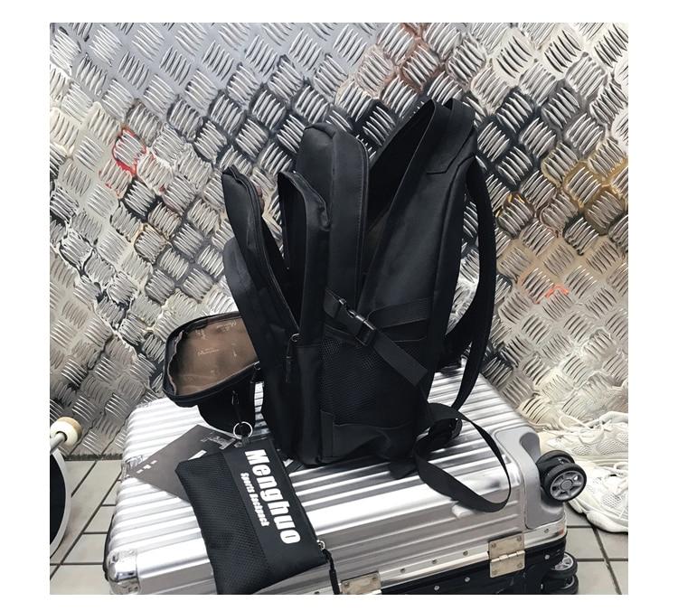 Menghuo 2PCS Mesh Pocket Backpack Purse Set New Girls Big Capacity School Bag Letters Travel Bag Men Rucksacks Mochilas Escolar_30-1_29