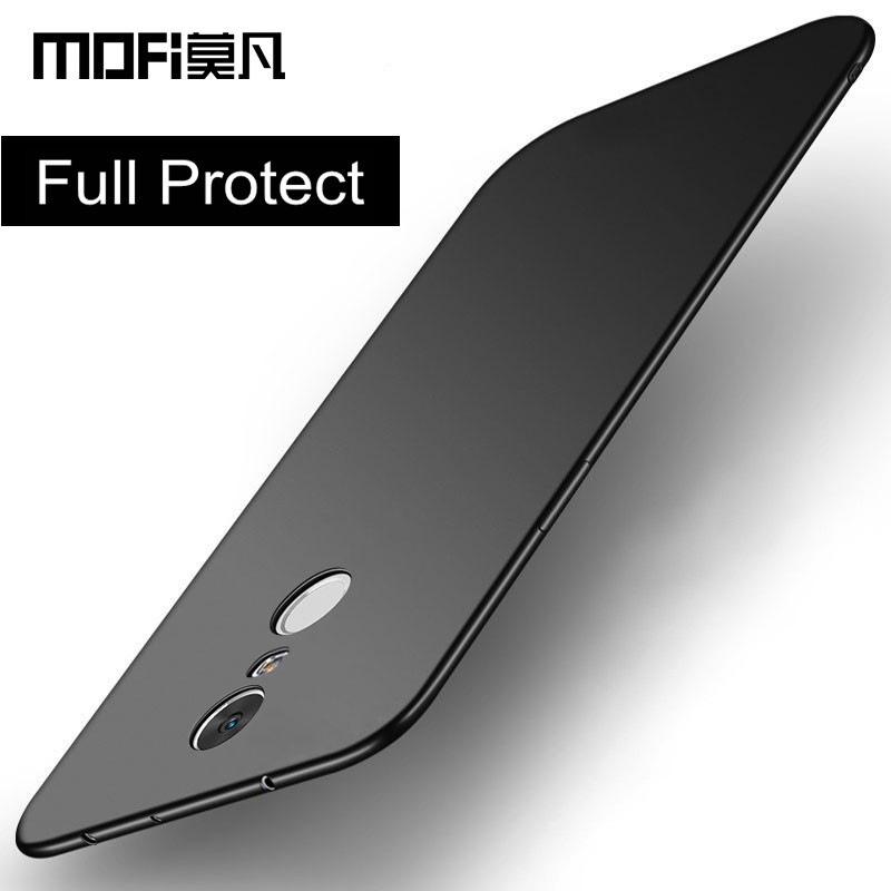 Redmi 5 fall-abdeckung Xiaomi Redmi5 Plus fall rückseitige abdeckung des harten schutz dünne coque capas MOFi gold Xiaomi Redmi 5 plus fall