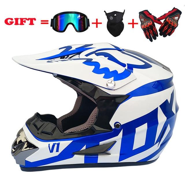 2019 FREE SHIPPING motorcycle Adult motocross Off Road Helmet ATV Dirt bike Downhill MTB DH racing helmet cross Helmet capacetes