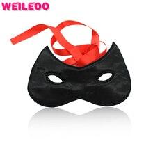 Кошачий Глаз с завязанными глазами раб bdsm секс-игрушки для пар, фетиш секс игрушки bdsm связывание эротические игрушки для взрослых игры