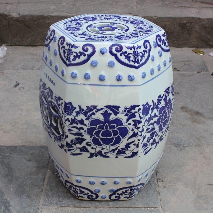China painting Blue and White ceramic drum porcelain garden stool Glazed ceramic ceramic drum stool & Online Get Cheap Blue White Ceramic Stool -Aliexpress.com ... islam-shia.org