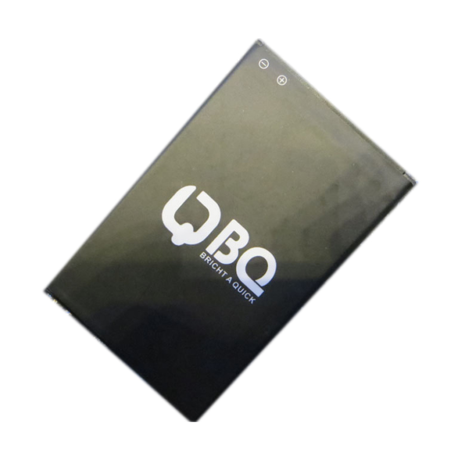 Wisecoco 1800mAh New Battery for BQS 5065 CHOICE BQS-5065 Cellphone Bateria + Tracking Number