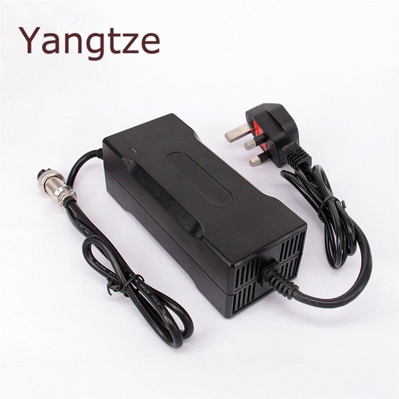 5PCS Yangtze Lithium Car Battery Charger 12 6V 8A 7A 6A Batteies 12V AA Smart Charger