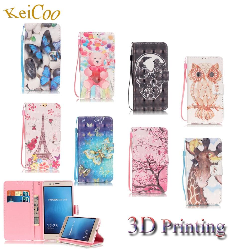 3D patrón impresión libro Flip teléfono Tapas para Samsung Galaxy ...