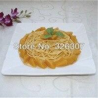 Customize model food decoration Model simulation pasta restaurant dishes decorated model sample dishes Spaghetti Noodle