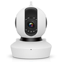 MOOL VSTARCAM Wireless Camera,720P HD WiFi Video Monitoring Security Surveillance Camera with Unique IR Remote Control for App